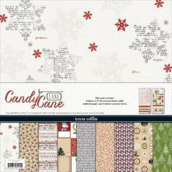Candy Cane Lane Collection Pack 12x12 - 1