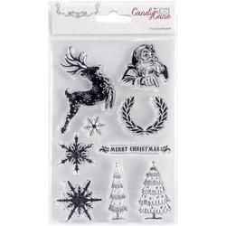 Candy Cane Lane Stamps - 1