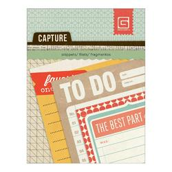 Capture Journal Mini Snippets Paper Pad - 1