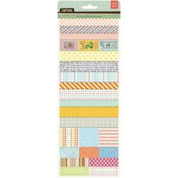 Capture Vellum Tape Stickers