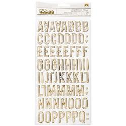 Carousel Alpha Thickers Stickers