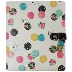 Carpe Diem A5 Planner Floral Dot - 1