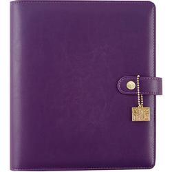 Carpe Diem A5 Planner Purple - 1