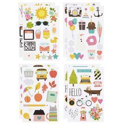 Carpe Diem Illustrated Life Stickers