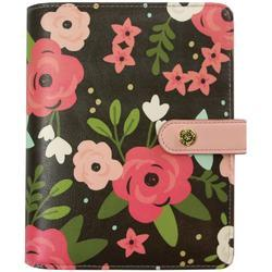 Carpe Diem PERSONAL Planner Boxed SET Black Blossom - 1