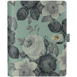 Carpe Diem PERSONAL Planner Boxed SET Mint Vintage Floral - 1