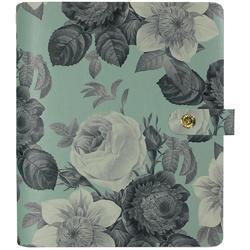 Carpe Diem PERSONAL Planner Mint Vintage Floral - 1