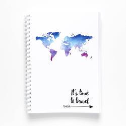 Cestovní deník – MAP (A5) - 1