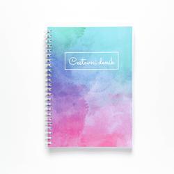Cestovní deník – WATERCOLOR (A5) - 1