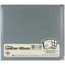 Charcoal Grey D-ring Album