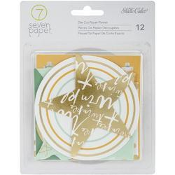 Clara Boy w/Gold Foil Die-Cuts 12 pkg - 1