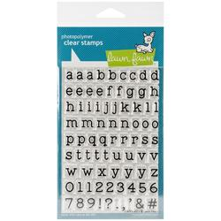 Clark's ABCs Clear Stamps - 1