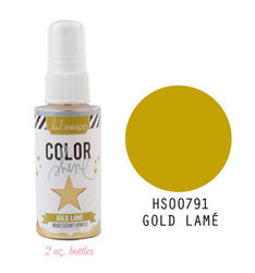 Color Shine Spritz – Gold Lame - 1
