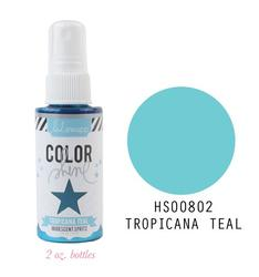 Color Shine Spritz – Tropical Teal - 1