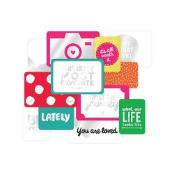 Confetti Specialty Foil Card Pack 12 pkg