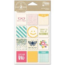 Day 2 Day Planner Block Inspiration Stickers - Make it Happen - 1