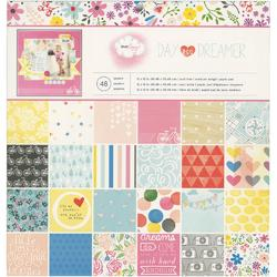 "Daydreamer Paper Pad 12""x12"" 48 sheets"