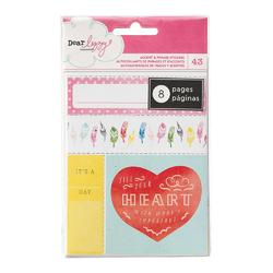 Daydreamer Sticker Matchbook 43 pkg