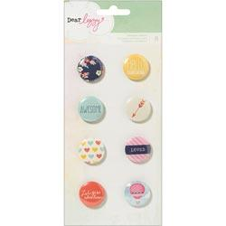Lucky Charm - Flair Badge- Dear Lizzy