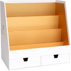 Desktop White Organizer - 1