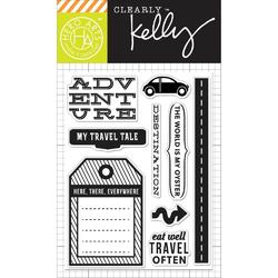 Destination Clear Stamps