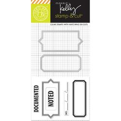 Documented Clear Stamps & Dies - 1