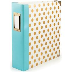 "Dot Albums Made Easy 3-Ring Album 8.5""x11"" - 1"