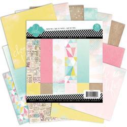 Dreamy Paper Pad 6x6 36pkg - 1
