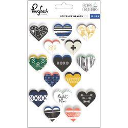 "Escape The Ordinary Cardstock Stickers 5""X7"""