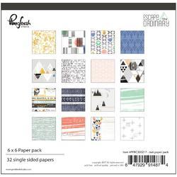 "Escape the Ordinary Double-Sided Paper Pack 6""x6"""