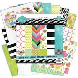 Favorite Things Paper Pad 12x12 - 1