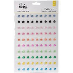 Felicity Puffs Sequin Stickers - 1