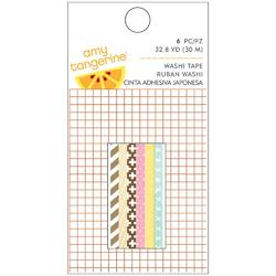 Finders Keepers Mini Washi Tape Rolls