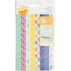 Finders Keepers Washi Tape w/Gold Foil Booklet - 1