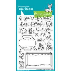 Fintastic Friends Clear Stamps