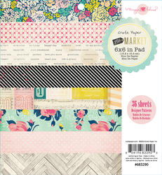 Flea Market - Paper Pad 6x6 - Maggie Holmes