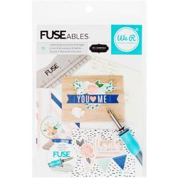 FUSEables Jen Hadfield Cards & Envelopes Kit 10 pkg - 1