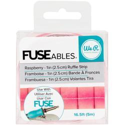 FUSEables Ruffle/Raspberry Decorate Tape