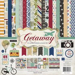 Getaway Collection Kit 12x12