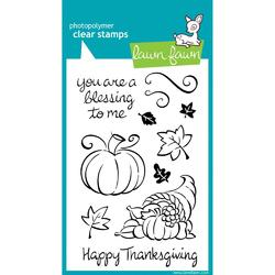 Harvest Season Clear Stamps - 1