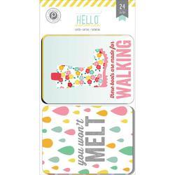 Hello Sunshine Pocket Cards 3x4 24pkg - 1