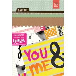 Highline Snippets Cardstock Cards 4x6 - 1