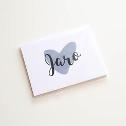 Jaro PL kartičky 3x4 (Design D) - 1