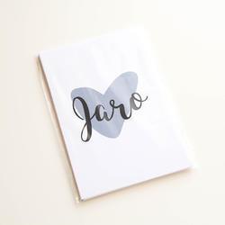 Jaro PL kartičky 6x4 (Design D) - 1