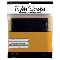 Inkssentials Rub-It Scrub-It Rubber Stamp Cleaning Pad