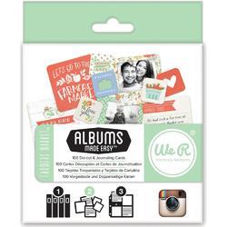 Instagram Albums Made Easy Journaling Cards - Farmer's Market
