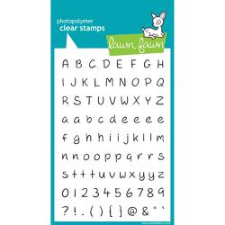 Jessie's ABC's Clear Stamps