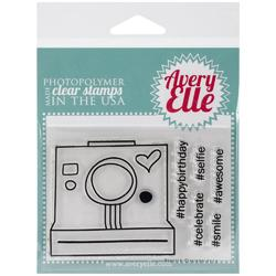 Smile Clear Stamps - 1