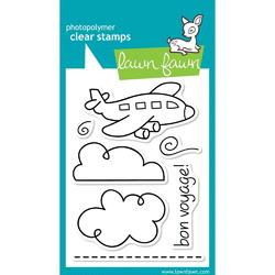 Bon Voyage Clear Stamps - 1