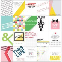 "Life Noted Card Pack 3""x4"" 20 pkg - 1"
